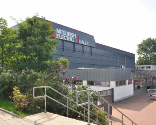 Mitsubishi Electric Halle
