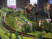 Eisenbahnhalle