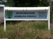Sportzentrum Homburg Erbach