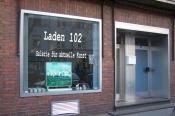 Laden 102 Galerie für aktuelle Kunst