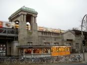 U Bahnhof Kellinghusenstraße