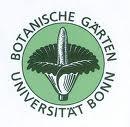 Botanische Gärten der Rheinischen Friedrich-Wilhelms-Universität Bonn
