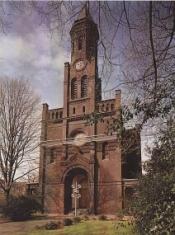 Evangelische Christuskirche Oberhausen