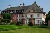 Englische Gärten der Abtei Rommersdorf