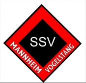 Auf dem Sportgelände des SSV Vogelstang Mannheim