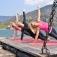 Yoga im Tal