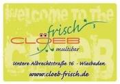 Clöeb frisch Wiesbaden