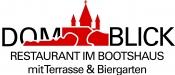 Domblick Restaurant im Bootshaus