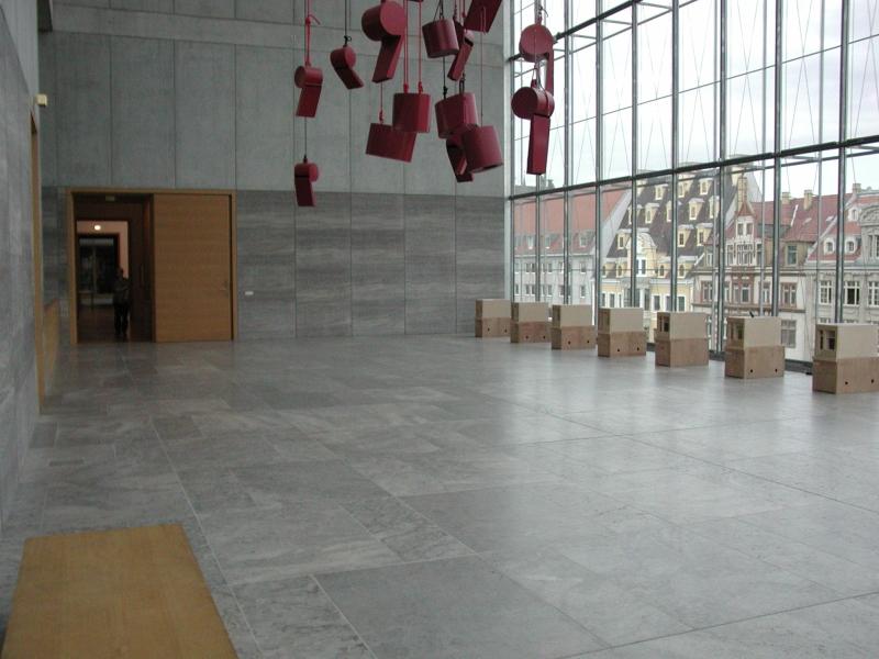 Museum der Bildenden Künste - Cafe