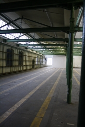 Historische Werkshalle Schoeller Eitorf AG