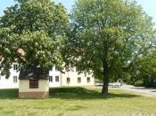 Gelände des alten Rittergutes in Großpösna