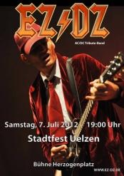 Stadtfest Uelzen, Bühne Herzogenplatz