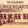 Restaurant Bürgergarten