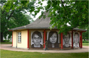 Roter Pavillon