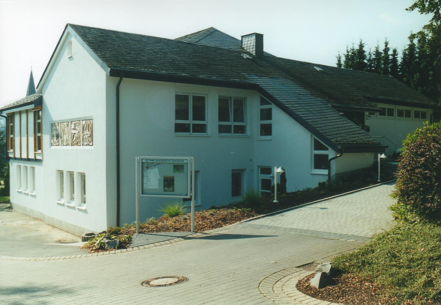 Gemeindezentrum der FeG Wilnsdorf