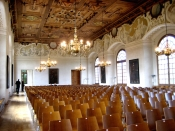 Festsaal, Schloss Dachau