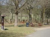 Hellenthal-Hollerath, Wanderparkplatz