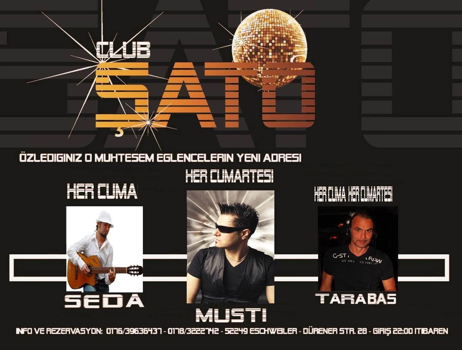 Discothek Club Sato