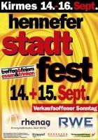 Stadtfest Hennef