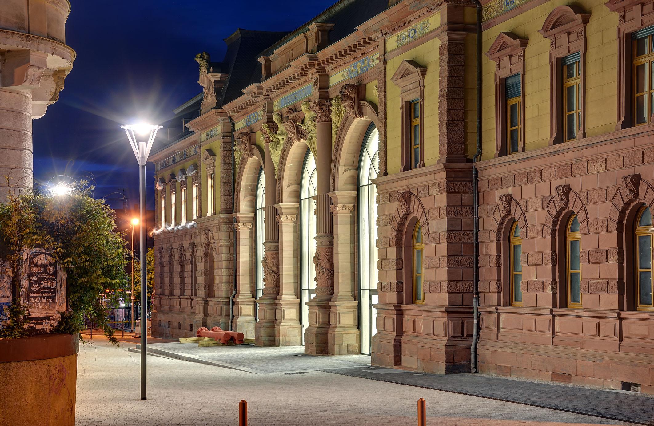 Pirmasens - Kulturzentrum Forum Alte Post