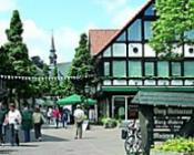 Brüggener Altstadt