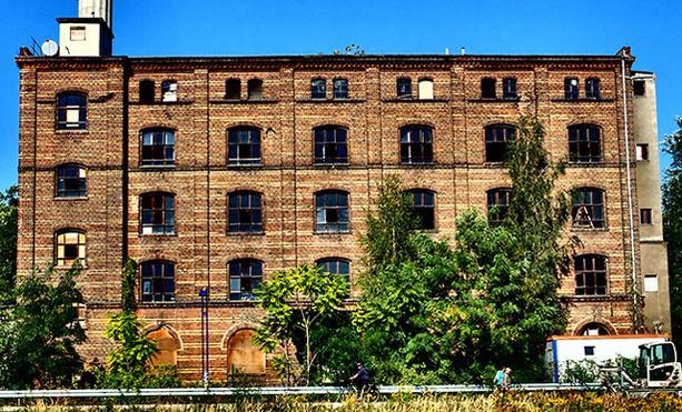 Alte Teppichfabrik