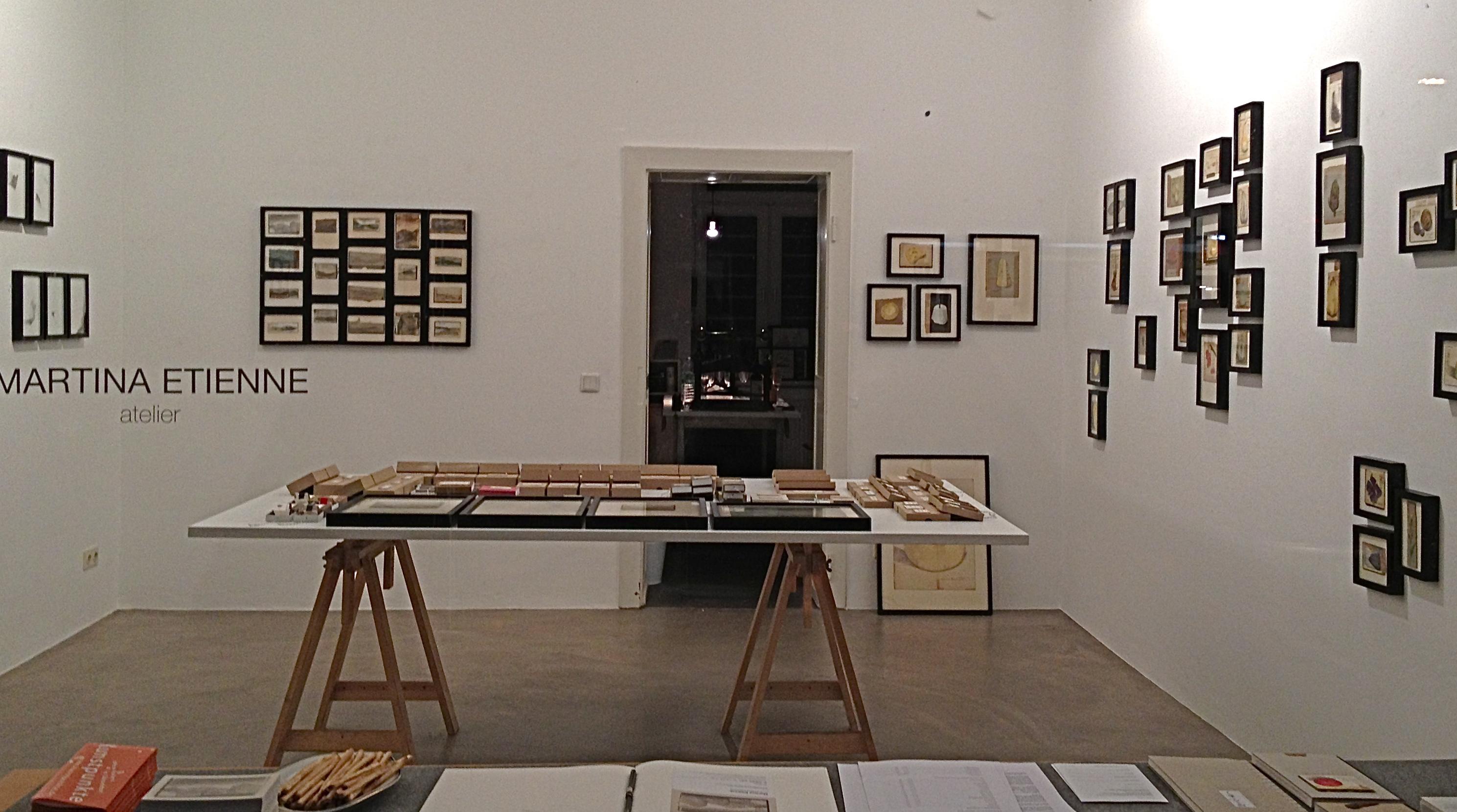 Atelier Martina Etienne