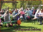 Biergarten Biegerpark