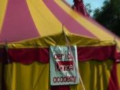 aerial Dance academy, Circus Abrax Kadabrax