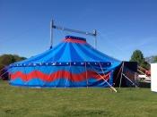 Monroes Zirkuszelt Mauenheim