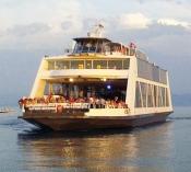Fähre MF Euregia - Hafen Friedrichshafen