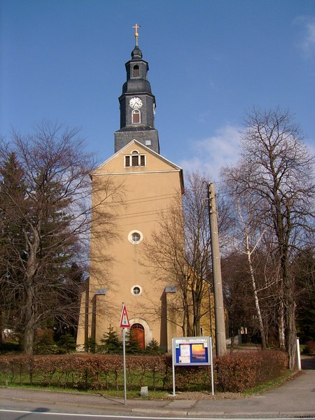 Stadtkirche Brand-Erbisdorf