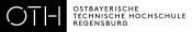 Ostbayerische Technische Hochschule Regensburg (OTH Regensburg)