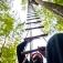 Klettern für Menschenrechte und Klimaschutz