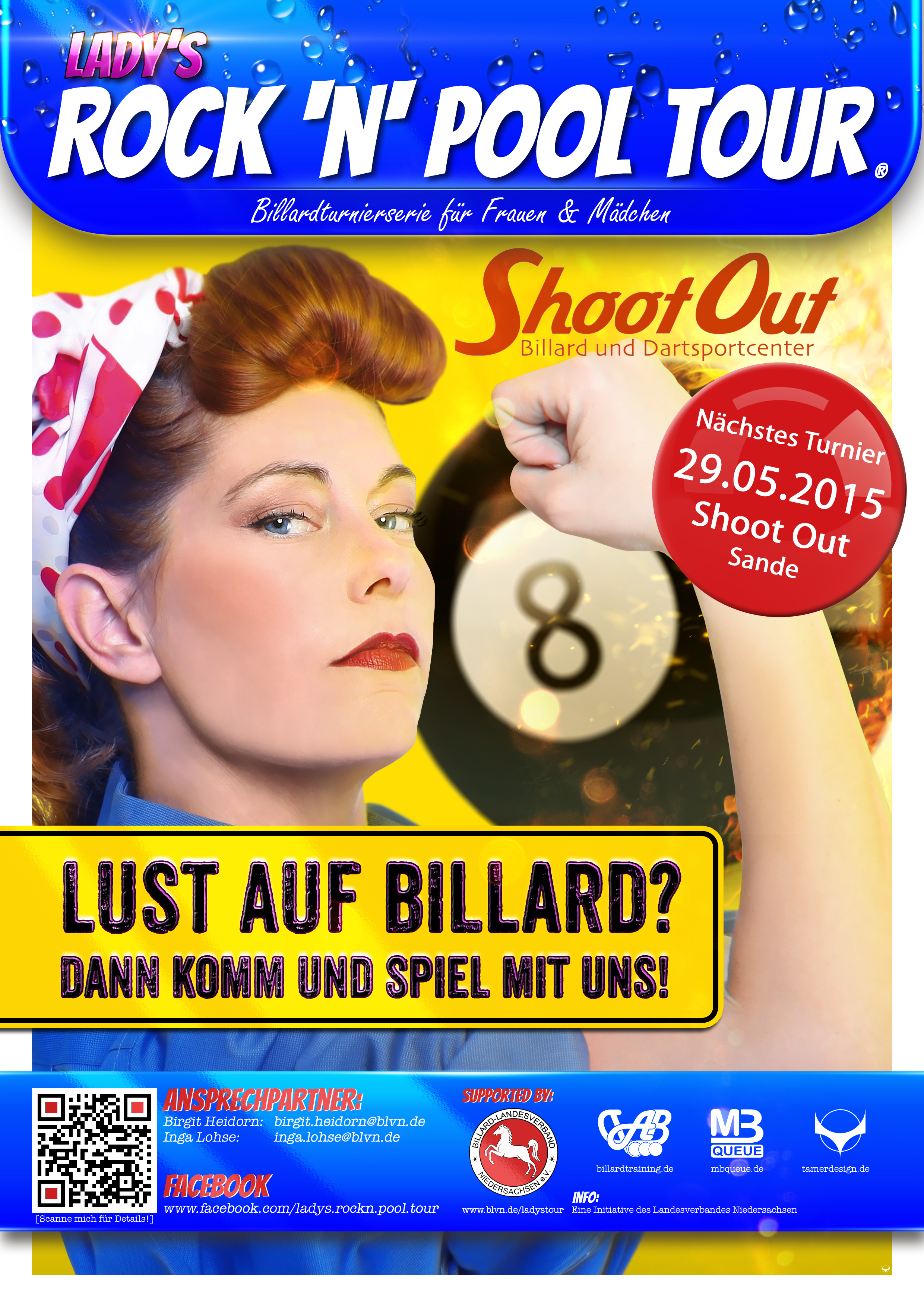 Shoot Out Billard und Dartsportcenter