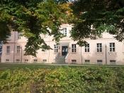 Aula der Von-Houwald-Grundschule Straupitz