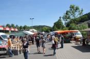 Parkplatz am Hagebaumarkt Bergneustadt