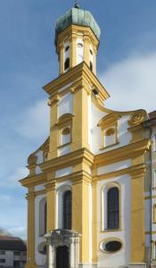 Studienkirche, St. Ursula