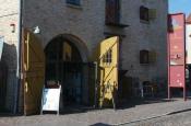 """Literaturhaus """"Uwe Johnson"""""""