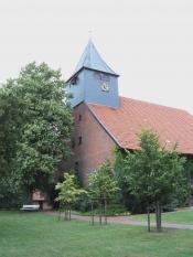 Kirche in Trebel