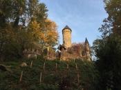 Alsterschlösschen Burg Henneberg