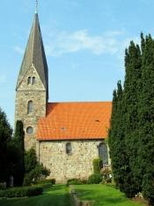 Ev. Kirche Borby