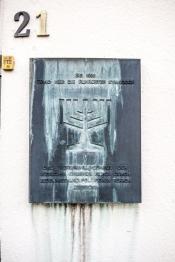 Gedenktafel Synagoge Ruhrort