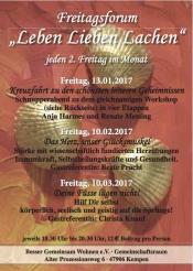 Freitagsforum - Besser Gemeinsam Wohnen e.V.