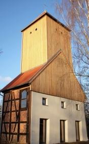 Kirchturm Brüsenhagen
