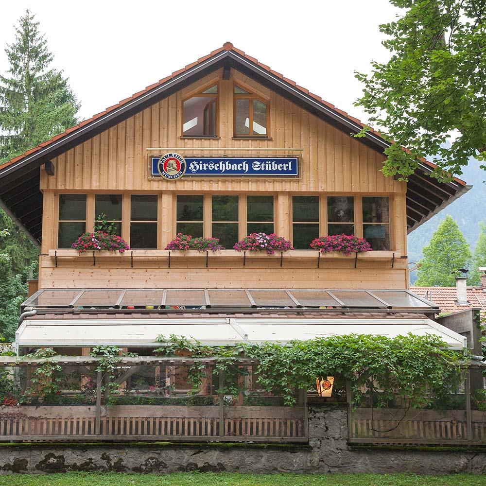 Hirschbachstüberl