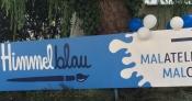 Malort und Malatelier Himmelblau