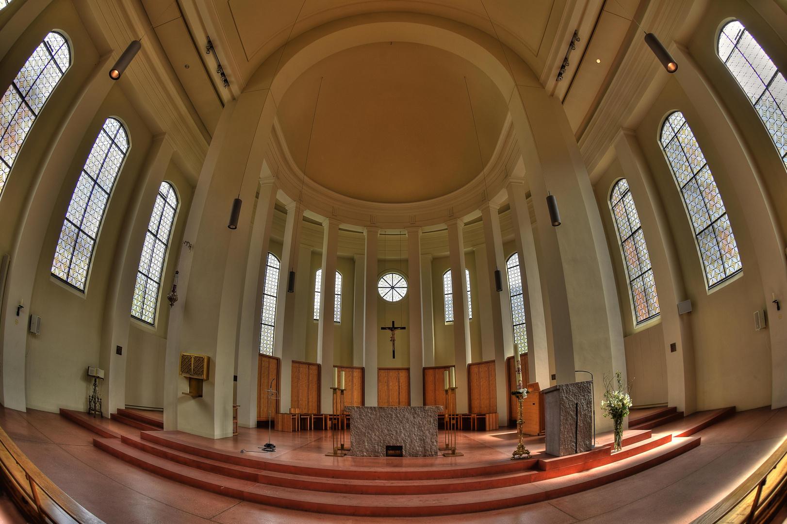 Kirche St. Ansgar (Kleiner Michel)