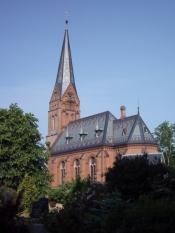 St. Gallus-Kirche Neugalmsbüll