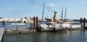 Anleger Bremer Kai, Hansahafen